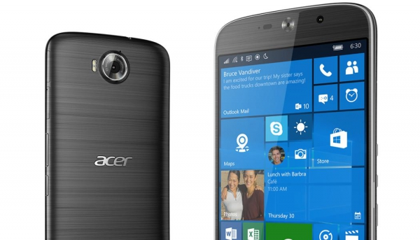 Acer Jade Primo s Windows 10 Mobile nahradí i PC