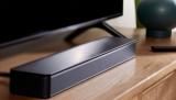 Kompaktní zvuková lišta Bose TV Speaker přichází se zajímavou cenou
