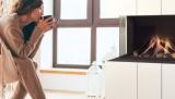Nové plynové krby Karma Noblesse jdou ovládat mobilem přes Wi-Fi