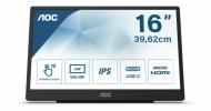 Na český trh byl uveden přenosný monitor AOC 16T2 s akumulátorem