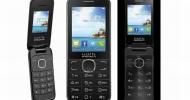 Alcatel Onetouch 1035D, 2007D, 2012D: tlačítková klasika