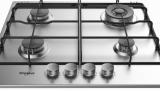 Whirlpool uvedl tři nové a levné plynové varné desky. Jedna je v černé