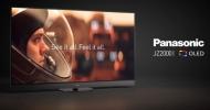 Panasonic JZ2000: nová vlajková loď značky s obrazovkou OLED a ke stropu vyzařujícími reproduktory