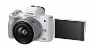 Streamovací fotoaparát Canon EOS M50 Mark II nejen pro sociální sítě a Youtube