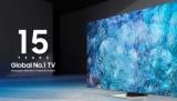 Světovou jedničkou v prodeji televizorů je opět Samsung. Už 15 let…