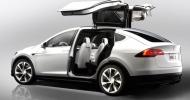Tesla Model X: první plně elektrické SUV bylo právě uvedeno!