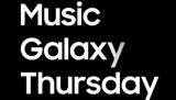 Nový hudební cyklus Samsung Music Galaxy Thursday přináší New Music Friday