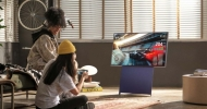 Televizor Samsung Sero QE43LS05T (test)¨aneb Jak se točí Serem…