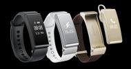 Huawei představil phablet, chytré hodinky, náramek a sluchátka