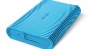 "Sony HD-SP1: jeden terabajt v ""Royal Blue"" a odolné podobě"