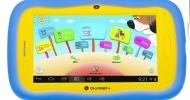 Gogen MaxPad7: tablet pro předškoláky s českým obsahem