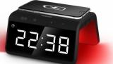 Sencor SDC 7900 Qi: budík s bezdrátovou dobíječkou