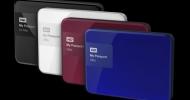 WD My Passport Ultra a for Mac v nápaditeném designu a řadě barev