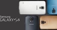 Samsung Galaxy S5: parádní, ale s nemálo výhradami (test)