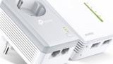 TP-Link TL-WPA4226 KIT v podobě AV600 Powerline Wi-Fi má pomáhat Wi-Fi