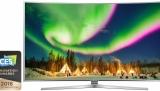 Samsung, veletrh CES 2016: ocenění za televizory SUHD