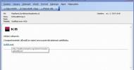 E-mailem: pozor na spam kvůli certifikátu Komerční banky