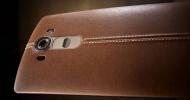 LG G4: poprvé v kůži, poprvé s RAW