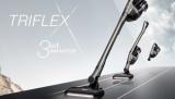 První akumulátorový tyčový vysavač Miele Triflex typu 3v1