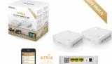 Wi-Fi směrovač Strong Atria Wi-Fi Mesh Home Kit 1200 (test) aneb Na tuhle skvělou věcičku mnozí z nás čekali!
