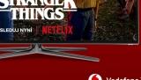 Vodafon uzavřel smlouvu s Netflixem a přináší jeho videotéku svým zákazníkům